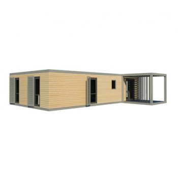 Maison modulaire haut de gamme NOVA 70M