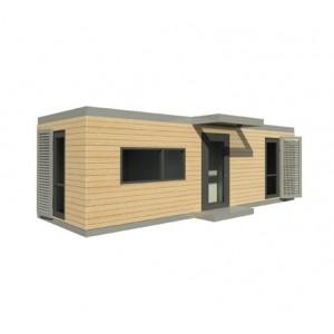 Maison modulaire écologique NOVA 23