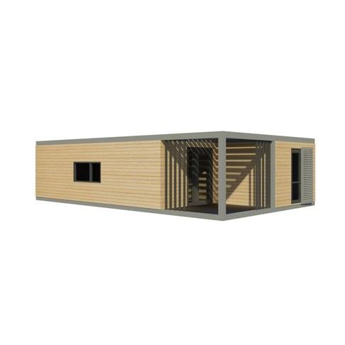 Maison modulaire de luxe nova - Maison modulaire ...