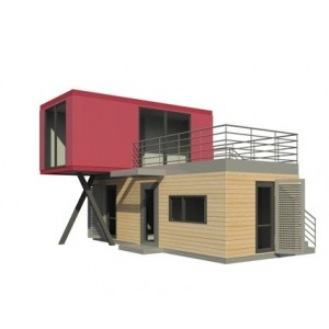 superbe maison modulaire tarif moins de 100 000 euros. Black Bedroom Furniture Sets. Home Design Ideas