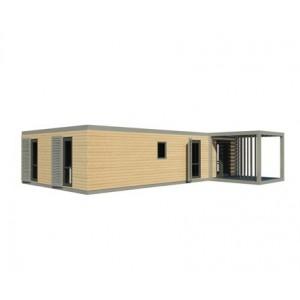 Maison modulaire en kit vraiment pas cher for Prix construction modulaire