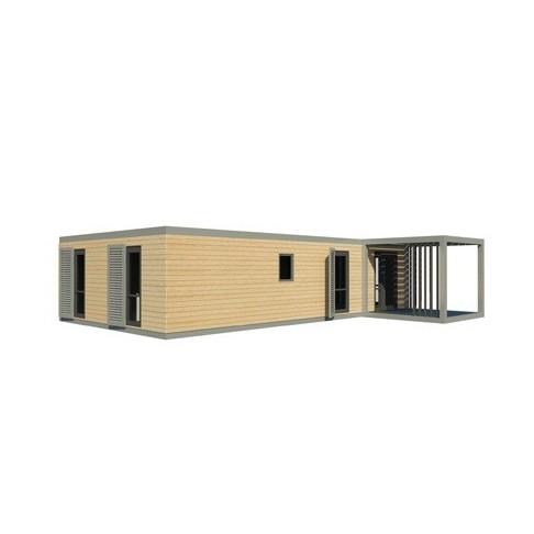 Maison modulaire en kit paca for Maison modulaire guadeloupe