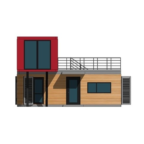 Maison modulaire excellence martinique for Maison container aquitaine