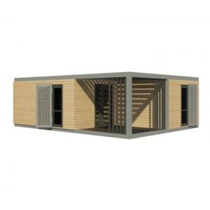 Maison Modulaire Raffinement Gironde