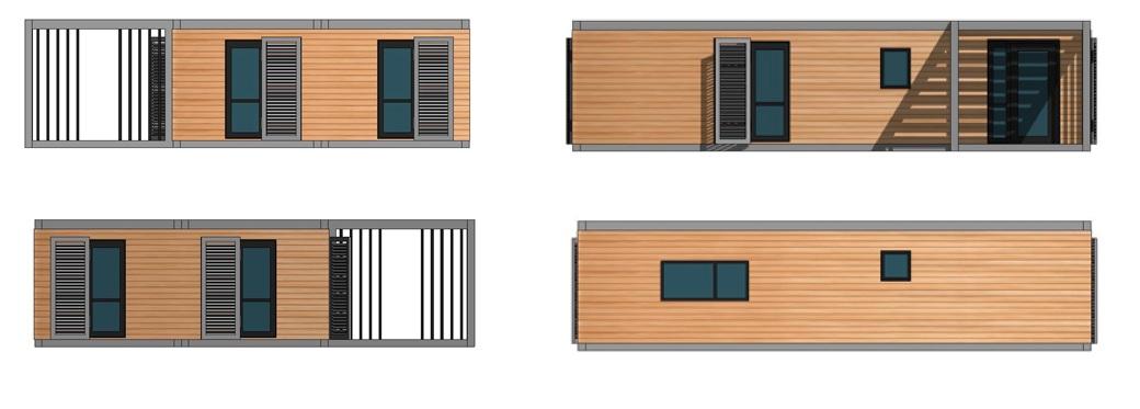 maison modulaire haut de gamme en promotion. Black Bedroom Furniture Sets. Home Design Ideas