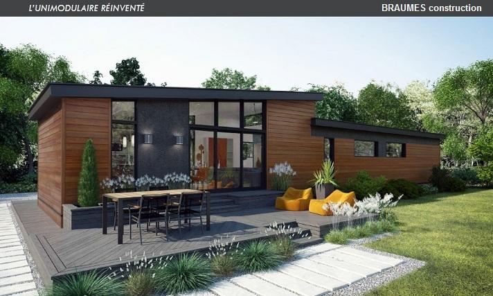 R 233 Alisations Maisons Et Chalets Modulaires