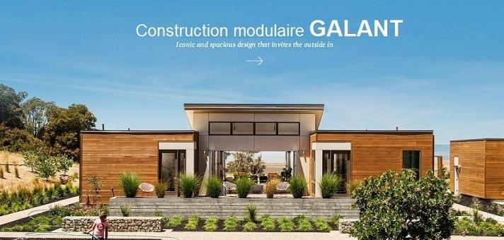 R alisations maisons et chalets modulaires for Maison modulaire guadeloupe