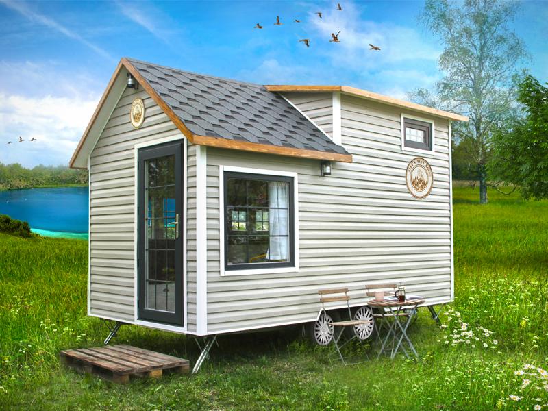 TINY HOUSE Contour