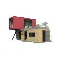Prix extension maison 100m2