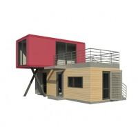 Maison modulaire clé en main NOVA