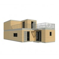 Maison modulaire design NOVA