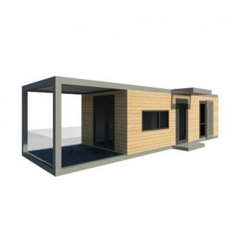 Maison modulaire Préfabriquée NOVA 30M
