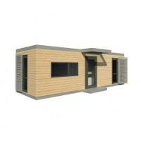 Maison modulaire écologique NOVA