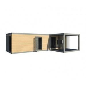 Maison modulaire moderne NOVA 42