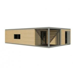 Maison Modulaire toit plat NICE