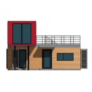 Maison Modulaire Excellence Martinique