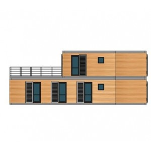 Maison Modulaire GRACE JURA